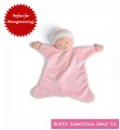 Sleepyhead Baby Cozies Pink by North American Bear Co. (2944)
