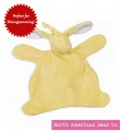 Sleepyhead Bunny Baby Cozy Yellow by North American Bear Co. (3835)