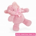 Smushy Elephant Pink by North American Bear Co. (2871)