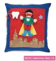 Tooth Treasure Super Hero by North American Bear Co. (6274)