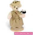 Muffy Vanderbear Mohair Miniature Safari by North American Bear Co. (5824) - FREE SHIPPING!