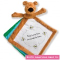 Budding Minds Say Please Storybook Cozy by North American Bear Co. (6360)