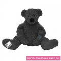 Amy Coe by North American Bear Plush Bear Charlie Grey (6708) - FREE SHIPPING!