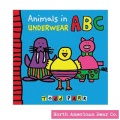 Todd Parr Animals in Underwear ABC by North American Bear Co (6725)