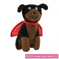 Todd Parr by North American Bear Black/Tan Dog (6718)