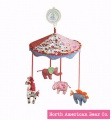 Calico Collection Mobile by North American Bear Co. (6045) - FREE SHIPPING!