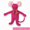 Pattycakes Mouse Squeaker by North American Bear Co. (3845)