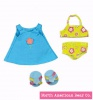 Rosy Cheeks� Big Sister Beach Outfit Set by North American Bear Co. (3965)